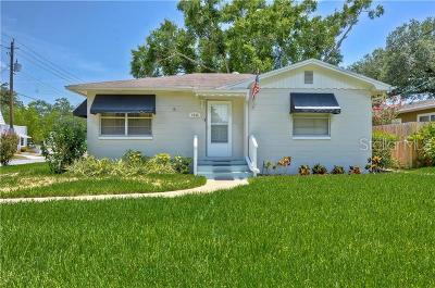 Tampa FL Single Family Home For Sale: $415,000
