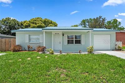 Pasco County Single Family Home For Sale: 8034 Durham Drive