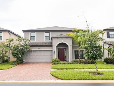 Single Family Home For Sale: 19506 Sea Myrtle Way
