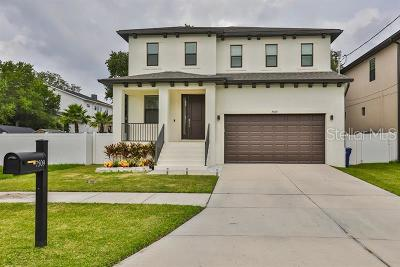Tampa Single Family Home For Sale: 7509 S Swoope Street