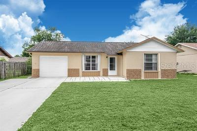 New Port Richey Single Family Home For Sale: 3124 Lenwood Drive