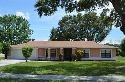 Tampa Single Family Home For Sale: 7204 Timber Court