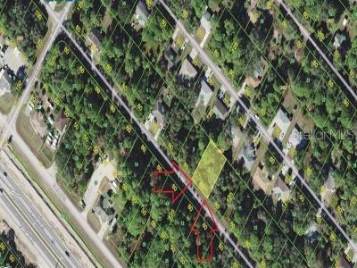 Port Charlotte Residential Lots & Land For Sale: 318 Bamboo Drive