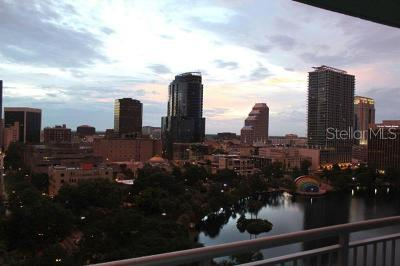 Orlando Condo For Sale: 322 E Central Boulevard #1403