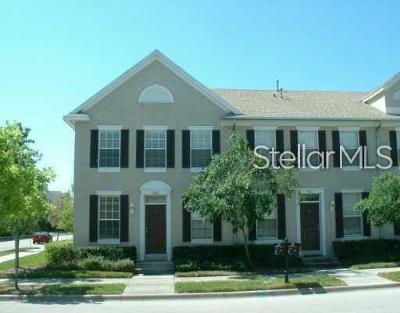 Tampa Rental For Rent: 9813 West Park Village Drive