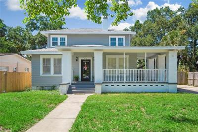 Tampa Single Family Home For Sale: 414 W Frances Avenue