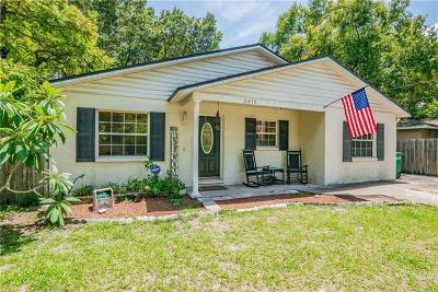 Tampa Single Family Home For Sale: 3616 W North B Street