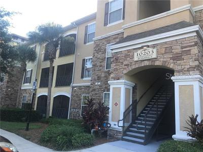 Tampa Condo For Sale: 10203 Courtney Palms Boulevard #202