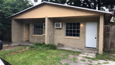 Apollo Beach, Brandon, Citrus Park, Dover, Gibsonton, Lithia, Lutz, Lutz (tampa Area), Odessa, Plant City, Riverview, Ruskin, Seffner, Sun City Center, Tamp, Tampa, Temple Terrace, Thonotosassa, Unincorporated, Valrico, Wimauma, Zephyrhills Rental For Rent: 9407 N Semmes Street #A