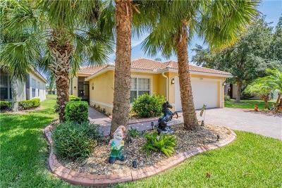 Wimauma Single Family Home For Sale: 15779 Crystal Waters Drive