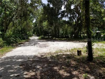 Plant City Residential Lots & Land For Sale: 1012 Sparkman Road
