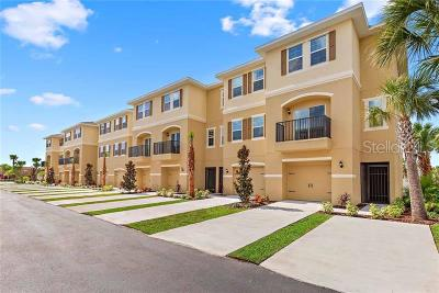 New Port Richey Townhouse For Sale: 5515 Yellowfin Court