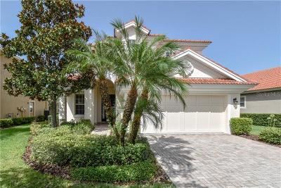 Tampa Single Family Home For Sale: 14522 Mirasol Manor Court