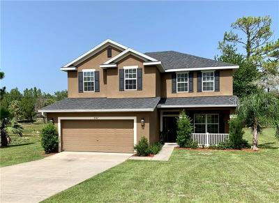Weeki Wachee Single Family Home For Sale: 8342 Nightwalker Road