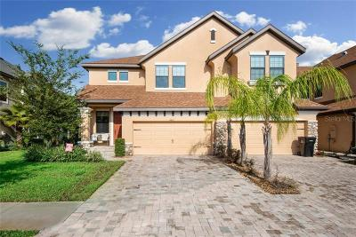 Wesley Chapel Townhouse For Sale: 4801 Wandering Way