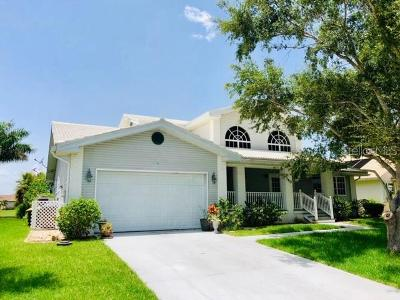 Punta Gorda Single Family Home For Sale: 340 Portofino Drive