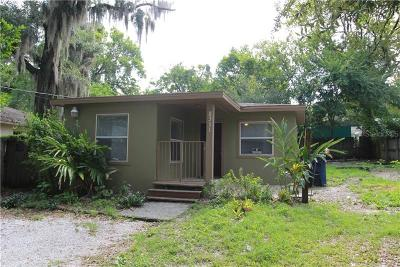 Tampa Single Family Home For Sale: 8311 N 10th Street