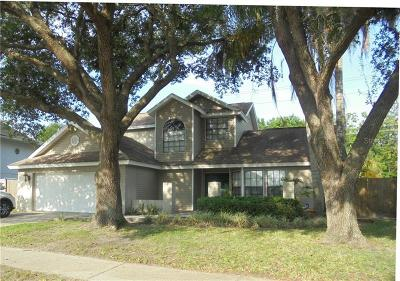 Tampa Single Family Home For Sale: 4833 Foxshire Circle