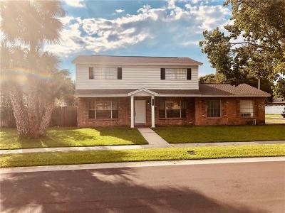 Single Family Home For Sale: 8401 Lopez Drive
