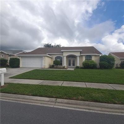 New Port Richey Single Family Home For Sale: 12438 Roseland Drive
