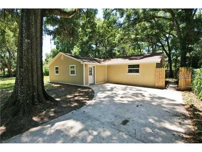 Seffner Single Family Home For Sale: 5324 Orange Avenue