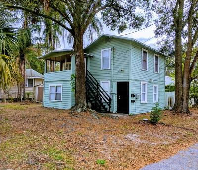 Apollo Beach, Brandon, Citrus Park, Dover, Gibsonton, Lithia, Lutz, Lutz (tampa Area), Odessa, Plant City, Riverview, Ruskin, Seffner, Sun City Center, Tamp, Tampa, Temple Terrace, Thonotosassa, Unincorporated, Valrico, Wimauma, Zephyrhills Rental For Rent: 128 W North Street