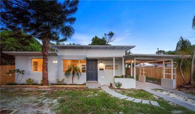 St Petersburg Single Family Home For Sale: 3421 Tarlton Street N