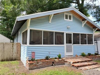 Tampa Single Family Home For Sale: 1806 W Arctic Street