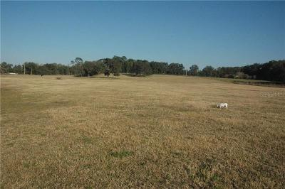 Dade City Residential Lots & Land For Sale: Trilby Cemetery