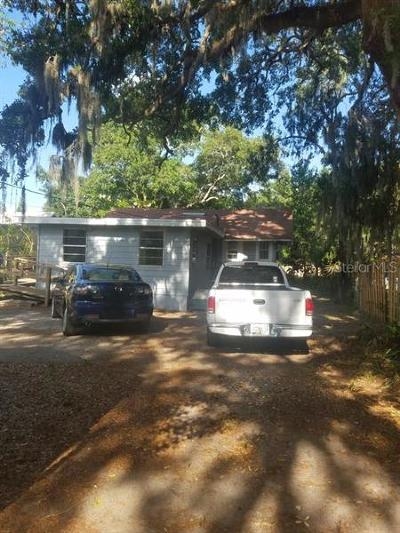 St Petersburg Single Family Home For Sale: 1529 12th Street S