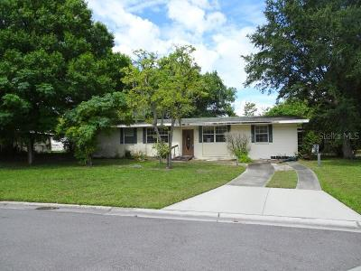 Tampa Single Family Home For Sale: 14808 Wedgewood Drive