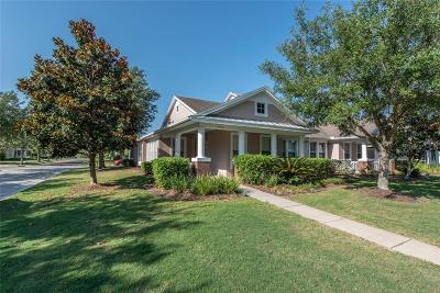 Apollo Beach Villa For Sale: 5502 Golden Isles Drive