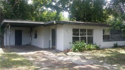 Tampa Single Family Home For Sale: 4804 E Sligh Avenue