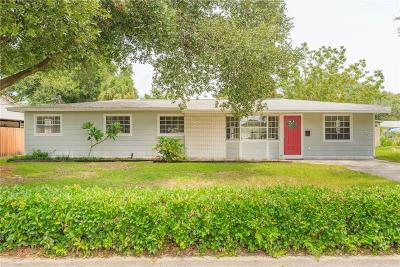 Tampa Single Family Home For Sale: 3709 W Oklahoma Avenue