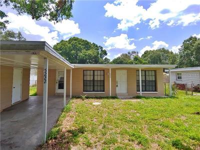 Tampa Single Family Home For Sale: 5222 S Himes Avenue