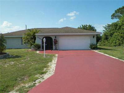 Port Charlotte Single Family Home For Sale: 22364 Nyack Avenue