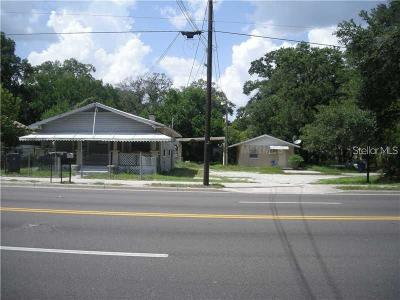 Tampa Single Family Home For Sale: 1222 E Dr Martin Luther King Jr Boulevard #A