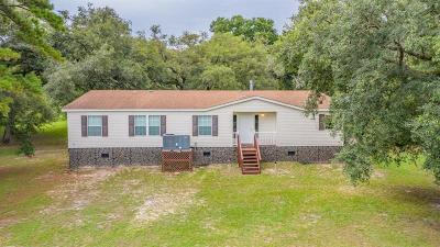 Dade City Mobile/Manufactured For Sale: 4817 Oakfield Circle