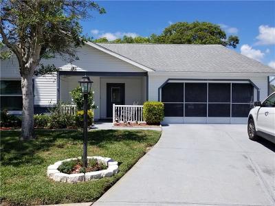 New Port Richey, New Port Richie Single Family Home For Sale: 4650 Gazebo Court