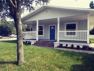 Tampa Single Family Home For Sale: 702 W Orient Street