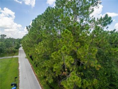 Wesley Chapel Residential Lots & Land For Sale: 27241 White Water Ln