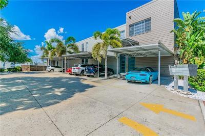 Tampa Townhouse For Sale: 2503 W Azeele Street