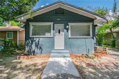 Tampa Single Family Home For Sale: 8122 N Marks Street