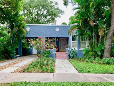 Tampa FL Single Family Home For Sale: $775,000