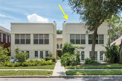 Tampa Condo For Sale: 2002 W Dekle Avenue #D