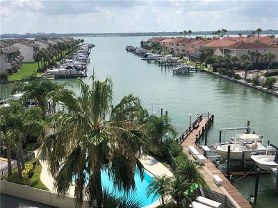 Clearwater Condo For Sale: 1591 Gulf Boulevard #405S