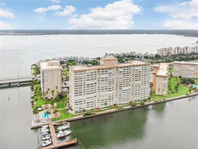 St Petersburg Condo For Sale: 5200 Brittany Drive S #801