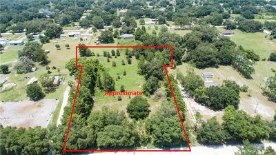 Wesley Chapel Residential Lots & Land For Sale: 33509 Chancey
