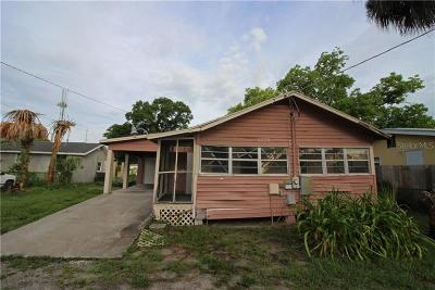Tampa Single Family Home For Sale: 4008 N 31st Street