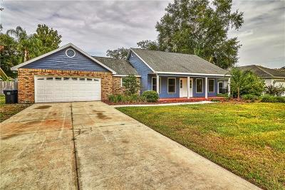Hernando County, Hillsborough County, Pasco County, Pinellas County Single Family Home For Sale: 2611 Brooker Trace Lane